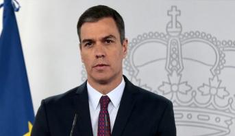 إسبانيا .. بيدرو سانشيز يعلن عن رفع حالة الطوارئ ويدعو إلى الوحدة والتضامن