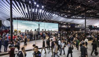إرجاء معرض بكين للسيارات بسبب وباء فيروس كورونا المستجد