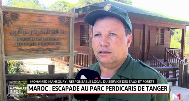 Maroc: escapade au parc Perdicaris de Tanger