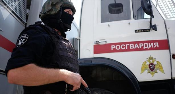 مصرع امرأة وإصابة آخرين في حادث إطلاق نار على المارة بمدينة بيرم الروسية