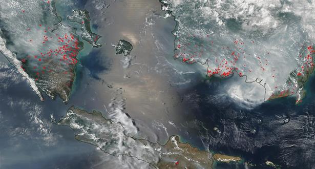 هيئة أرصاد : فرصة حدوث ظاهرة النينيو خلال الشتاء 80 بالمئة