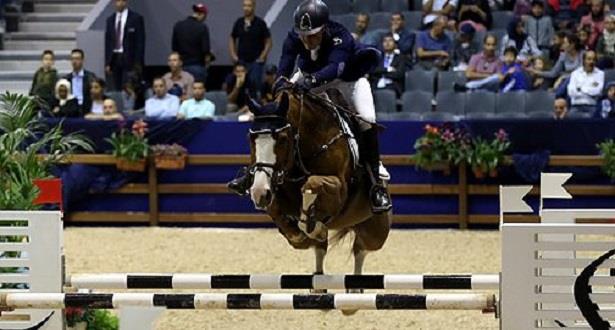 الفارس الفرنسي فليب غروزيي يفوز بالجائزة الكبرى للملك محمد السادس للقفز على الحواجز