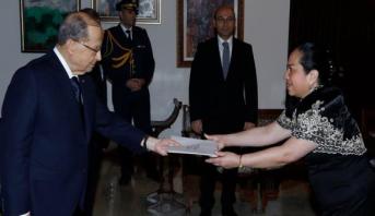 """وفاة سفيرة الفلبين لدى لبنان جراء إصابتها ب""""كورونا"""""""