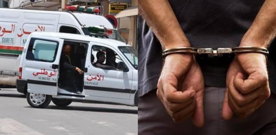 توقيف شخص اعتدى بسكين على أحد المصلين بمسجد بالدار البيضاء