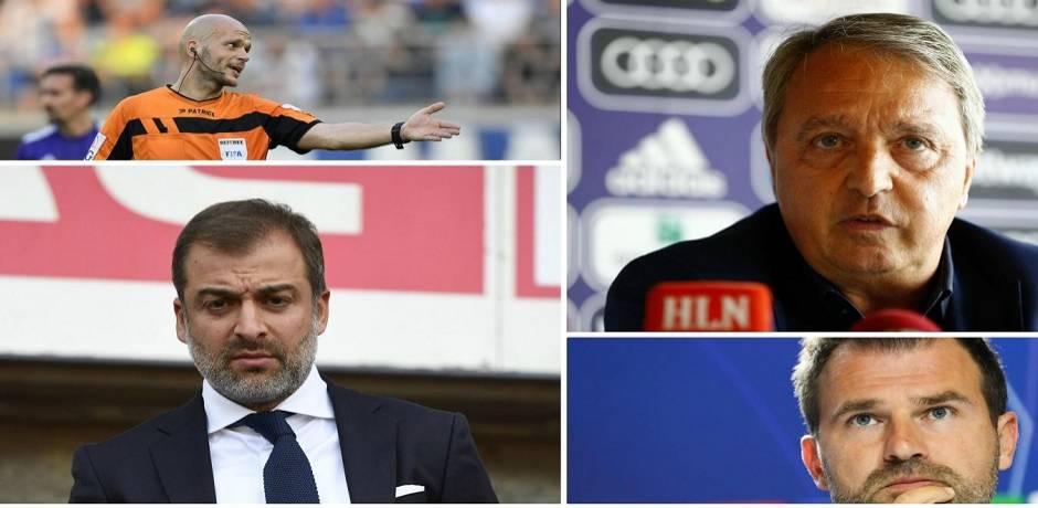 Fraudes dans le foot belge: 22 suspects présentés au juge (parquet fédéral)