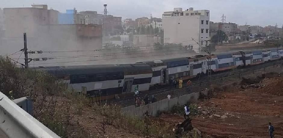 حادث القطار .. تكوين لجنة لدعم المصابين وذويهم نفسيا ومعنويا