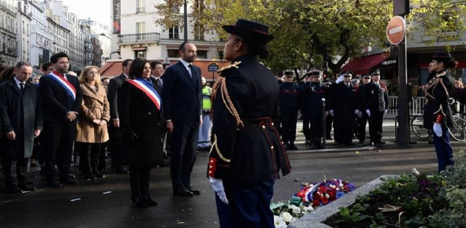 Attentats de novembre 2015 en France : trois ans après, hommage national aux victimes