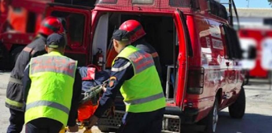 مصرع شخصين وإصابة خمسة آخرين بجروح في حادثة سير بضواحي كلميم