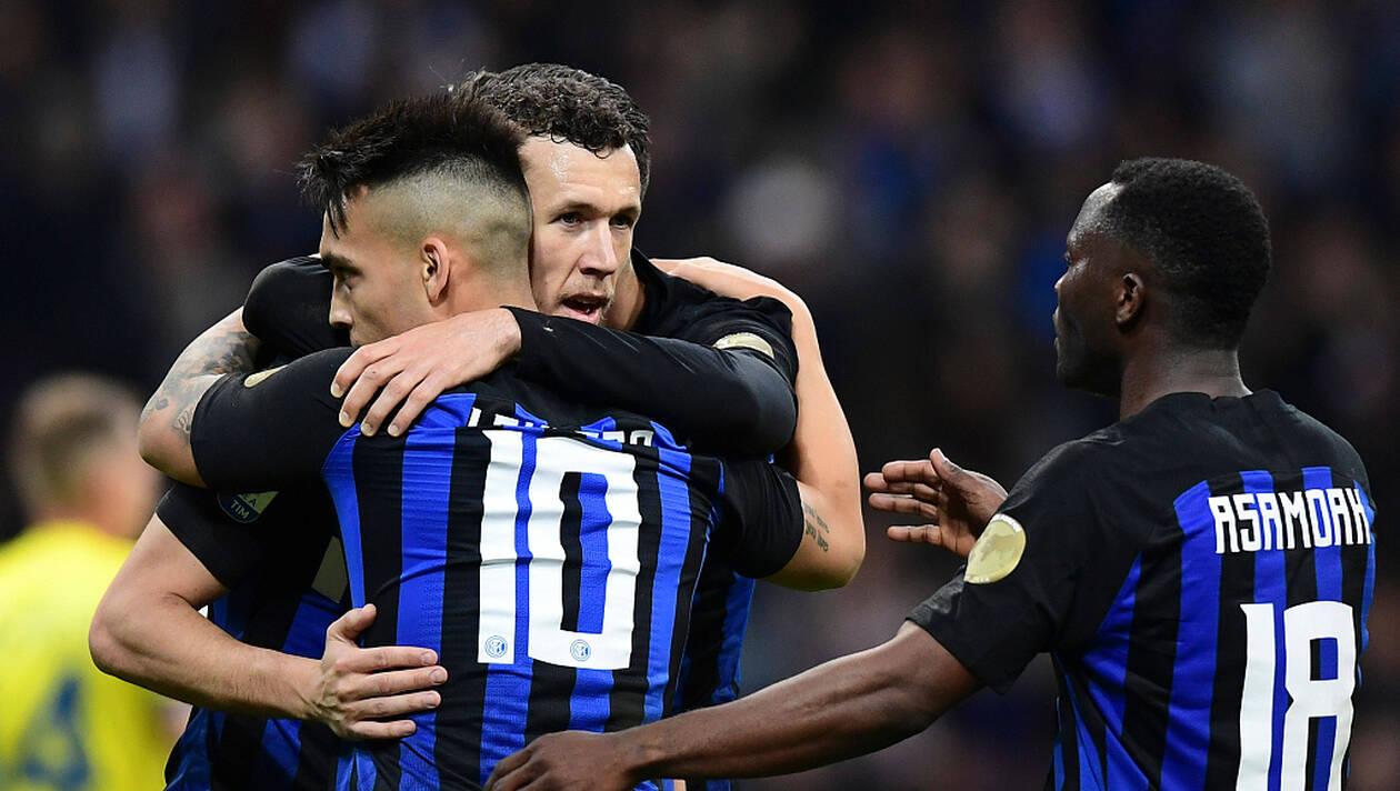 Fair-play financier: l'Inter Milan n'est plus sanctionné