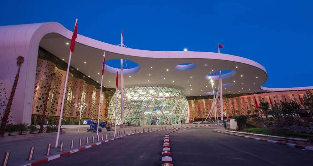 Aéroport Marrakech-Menara: Taux de croissance à deux chiffres du trafic aérien à fin avril dernier (ONDA)