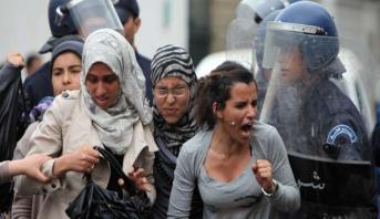 Algérie: affrontements entre étudiants et les forces de l'ordre