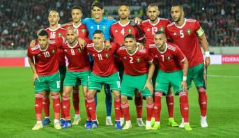 CAN (Egypte-2019): Les Lions de l'Atlas poursuivent leur stage de préparation à Maâmora