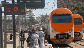 """Un million de voyageurs ont choisi le train pour leurs déplacements pendant """"Aid Al Fitr 1440"""" (ONCF)"""
