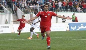 CAN 2019: Abderrazak Hamdallah quitte le stage des Lions de l'Atlas