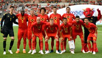 Football: Voici le dernier classement de la FIFA