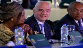 Dans la tourmente, la CAF sera supervisée par la FIFA