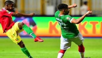 CAN-2019 : La Guinée et le Madagascar se quittent sur un nul (2-2)