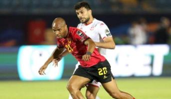 CAN-2019: la Tunisie bousculée par l'Angola