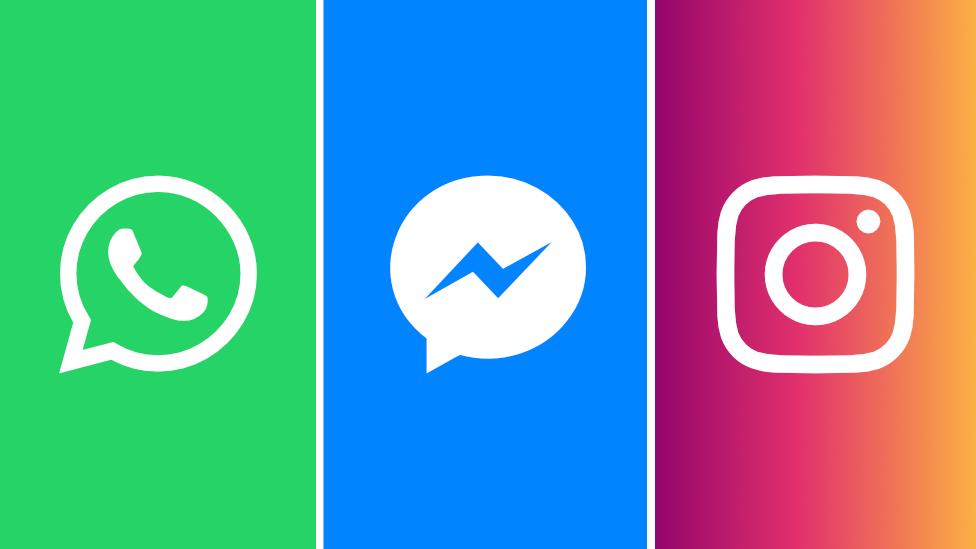 عطل مفاجئ يوقف خدمات فيسبوك، واتساب، وانستغرام