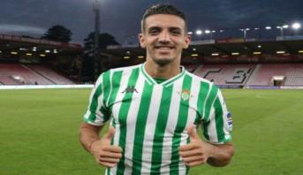 Liga : Zouhair Feddal (Betis) buteur contre Celta Vigo