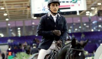 Semaine du cheval 2019 (Senior) : Le cavalier Hicham Er-Radi remporte le Prix du Roi Mohammed VI de saut d'obstacles