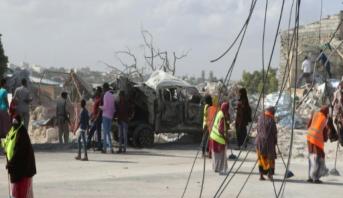Explosion d'une voiture piégée sur un point d'accès à l'aéroport de Mogadiscio: 5 morts et plusieurs blessés (police)