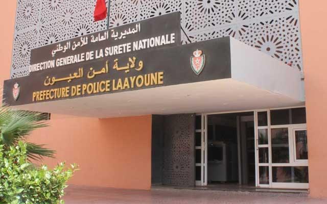 Le corps d'un agent d'autorité de grade de Caïd portant les traces d'une balle tirée d'un fusil de chasse retrouvé à Laâyoune