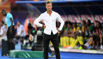 """Hervé Renard:""""J'ai été contacté par des clubs et des équipes nationales en Asie """""""