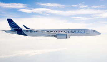 Air France-KLM commande à Airbus 60 A220-300