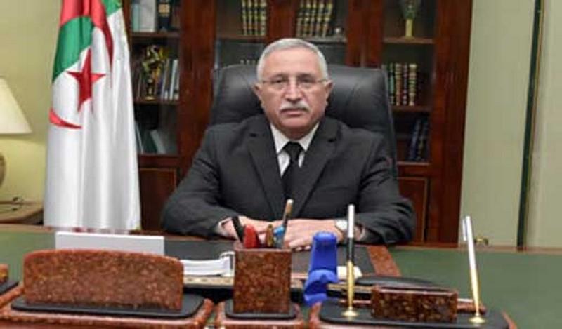 Algérie: Slimane Brahimi, ministre de la justice, limogé