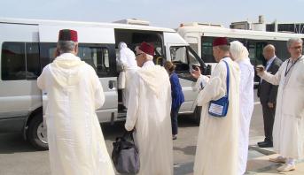 Début vendredi des vols retour vers le Royaume des pèlerins marocains
