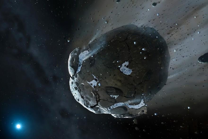 Un astéroïde s'approche de la Terre, aucun danger en perspective (NASA)