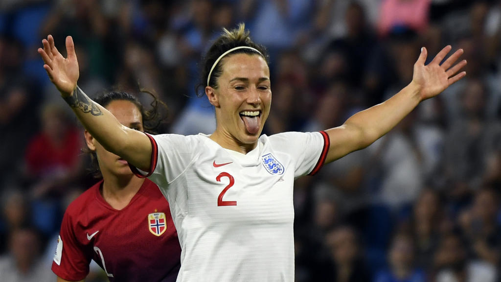 Foot féminin: L'Anglaise Lucy Bronze nommée joueuse UEFA 2019