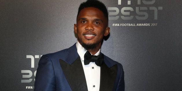 Samuel Eto'o officialise sa candidature à la présidence de la Fédération camerounaise de football