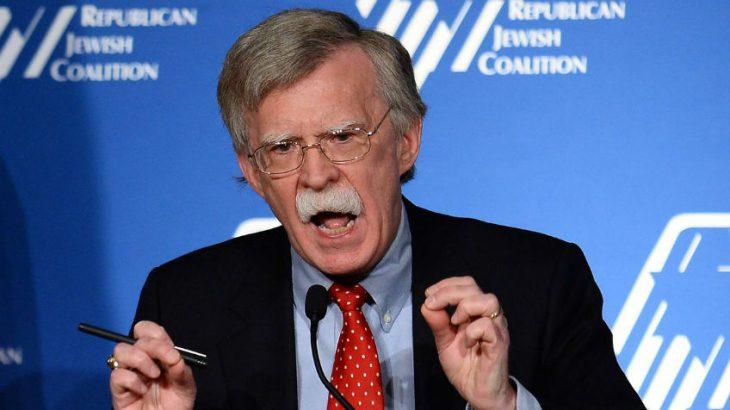 Etats-Unis: John Bolton remercié par Donald Trump