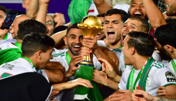 CAN 2019: 400 000 dollars disparaissent de la prime accordée à l'Algérie