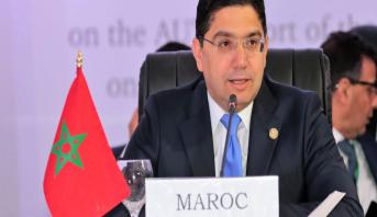 """بوريطة : يتعين على بلدان """"سيدياو"""" قيادة الحرب على الإرهاب بنفسها"""