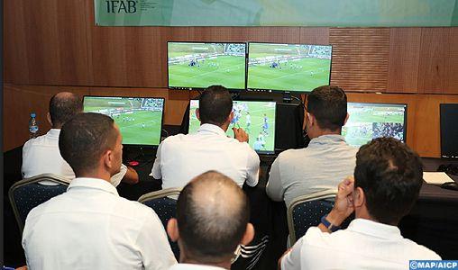 Football: Skhirat accueille une formation sur le VAR
