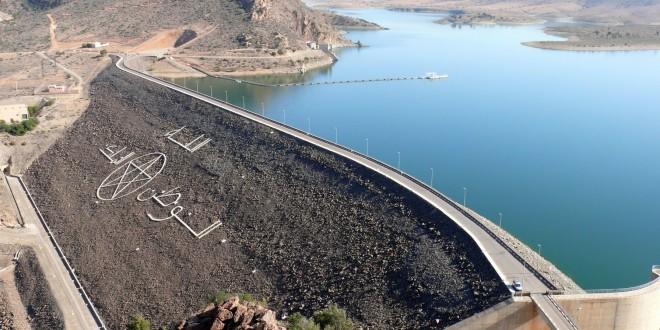 Maroc: Les barrages remplis à 51,2%