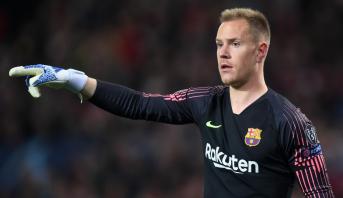 """FC Barcelone: Valverde félicite Ter Stegen, """"incroyable"""" passeur décisif"""