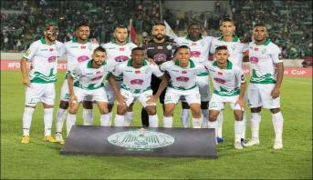 Ligue des champions: le Raja qualifié en phase de poule aux dépens d'Al Nasr libyen (1-1)