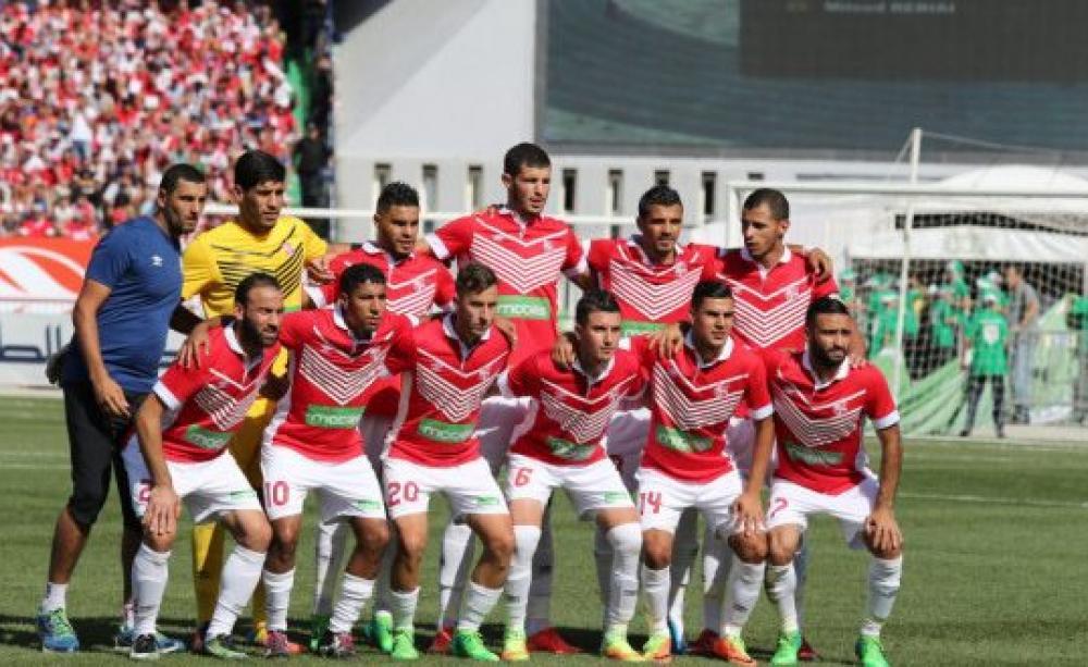 Foot-Coupe de la CAF: Elimination du CR Belouizad après sa défaite face au FC Pyramids 1-0