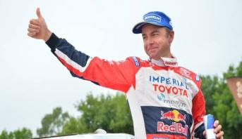 Le Sud-africain Giniel De Villiers vainqueur du Rallye du Maroc 2019