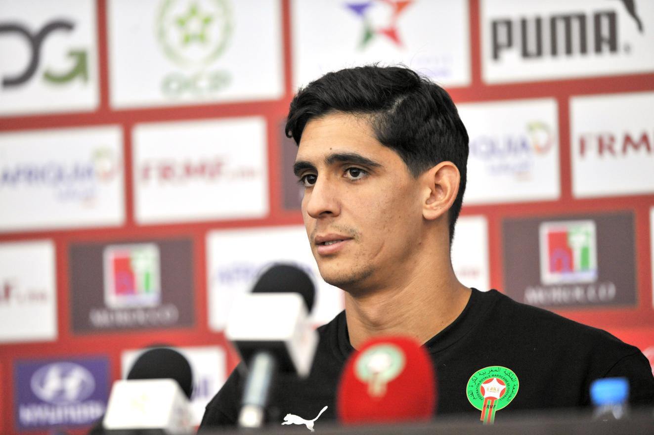تصريح بونو حول أهمية مباراة ليبيا بالنسبة للمنتخب المغربي