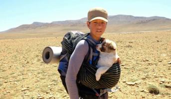 À 14 ans, le petit Ilyan part à la découverte du Maroc à pied