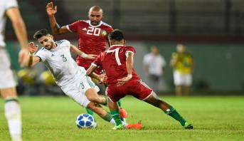 مباراة المغرب والجزائر للمحليين ستجرى بشبابيك مغلقة