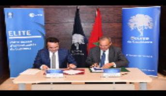 PME: la Caisse Centrale de Garantie et la Bourse de Casablanca signent un accord de coopération