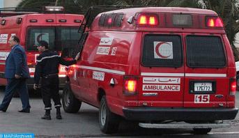 Accidents de la circulation : 13 morts et 2.076 blessés en périmètre urbain la semaine dernière