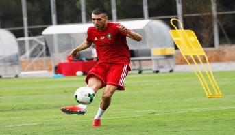 Football...Bourabia s'exprime sur la défaite de la sélection marocaine face au Gabon