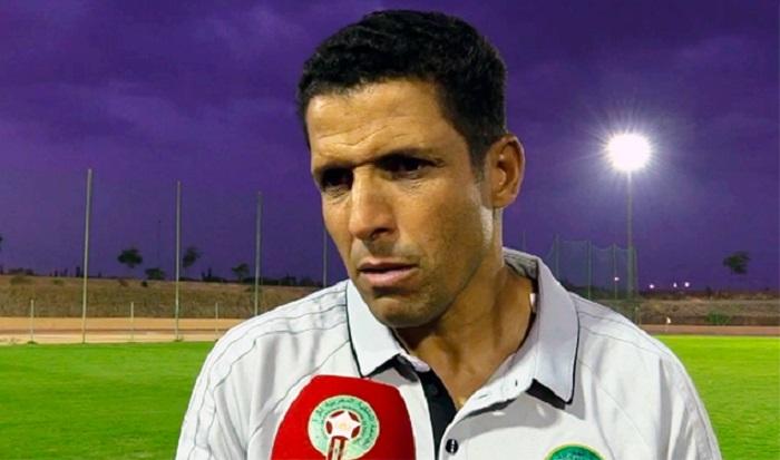 """تصريح عموتة عقب الفوز على الجزائر والتأهل لنهائيات """"الشان"""""""